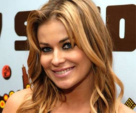 carmen electra naked the mating  habits  of a earthbound