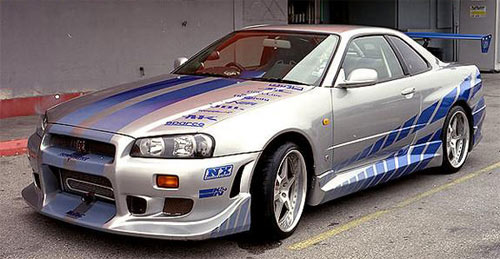 2 Fast 2 Furious Cars Skyline
