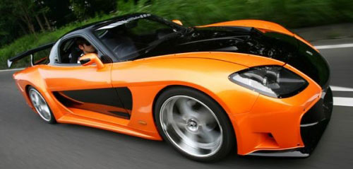 Our Favorite Fast & Furious Cars << Rotten Tomatoes – Movie and TV News