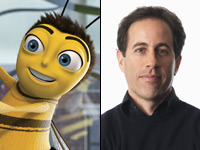 JERRY SEINFELD - BEE MOVIE