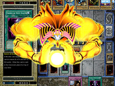 Exodia FINISHES ALL!
