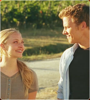 Wedding Hairstyle Letters Juliet on Amanda Seyfried Hairstyle In Letters To Juliet