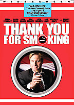 Thank You For Smoking DVD: Widescreen