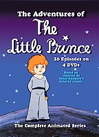 Adventures of the Little Prince: The Complete Animated Series Box Set DVD: Standard Edition