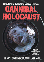 Cannibal Holocaust DVD: 2-Disc Deluxe Edition