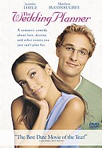 The Wedding Planner DVD: Standard Edition
