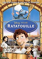 Ratatouille DVD: Widescreen