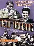 New Orleans - Louis Armstrong, Billie Holiday, Kid Ory