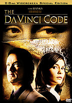 The Da Vinci Code DVD: Widescreen; 2-Disc Special Edition