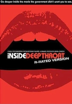 Inside Deep Throat DVD: R-rated version
