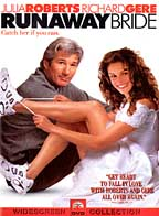 Runaway Bride DVD: Widescreen