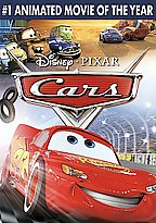Cars DVD: Widescreen
