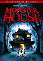 Monster House DVD: Widescreen