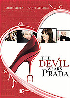 The Devil Wears Prada DVD: Widescreen