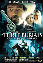 The Three Burials of Melquiades Estrada DVD: Copy Protected