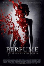 Perfume: movie poster