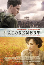 Atonement - Romola Garai, Keira Knightley, James McAvoy