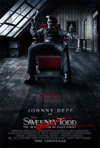 Sweeney Todd: The Demon Barber of Fleet Street - Helena Bonham-Carter, Johnny Depp, Alan Rickman