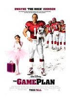 The Game Plan Movie Poster