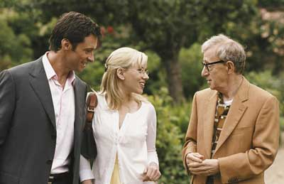 Scoop Movie Stills: Scarlett Johansson, Hugh Jackman, Woody Allen, Woody Allen