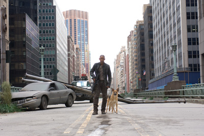 i am legend and you are not