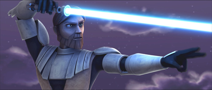 From the official Star Wars: Clone Wars