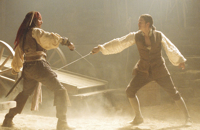 Pirates of the Caribbean (2003 - 2006 - 2007) Photo_12_hires