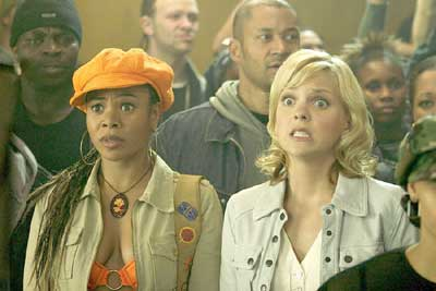 Scary Movie 4 Interview With Regina Hall Rotten Tomatoes Movie And Tv News