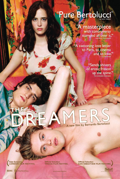 dreamers. The Dreamers (2003)