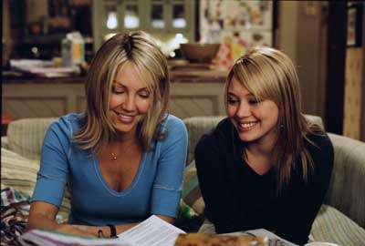 The Perfect Man Movie Stills: Hilary Duff, Heather Locklear, Chris Noth, Mark Rosman