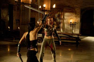 BloodRayne Movie Stills: Kristanna Loken, Michelle Rodriguez, Ben Kingsley, Uwe Boll