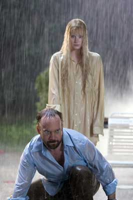 Lady in the Water Movie Stills: Bryce Dallas Howard, Paul Giamatti, Jeffrey Wright, M. Night Shyamalan