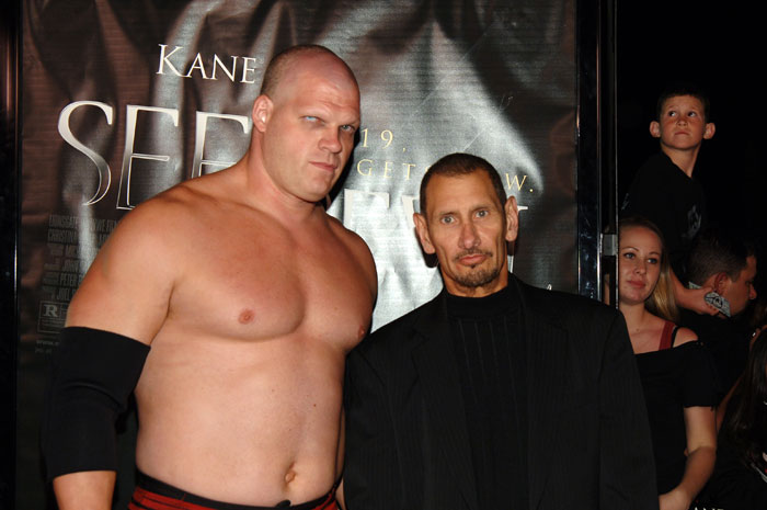 Wwe kane unmasked himself