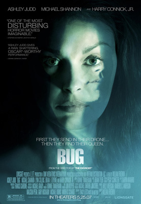 Bug Movie Stills: Harry Connick, Ashley Judd, Michael Shannon, William Friedkin