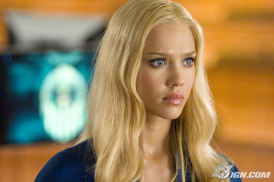 rottentomatoes - The Fantastic Four: Rise of the Silver Surfer - Susan / Susie (Jessica Alba)