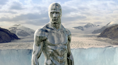 rottentomatoes - The Fantastic Four: Rise of the Silver Surfer - Silver Surfer