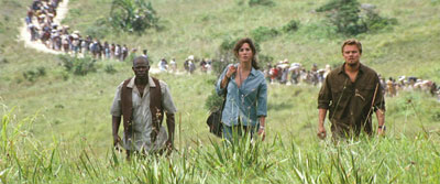 Blood Diamond Movie Stills: Leonardo DiCaprio, Jennifer Connelly, Djimon Hounsou, Edward Zwick