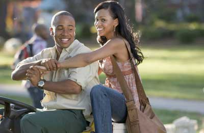 Stomp the Yard Movie Stills: Columbus Short, Meagan Good, Laz Alonso, Sylvain White