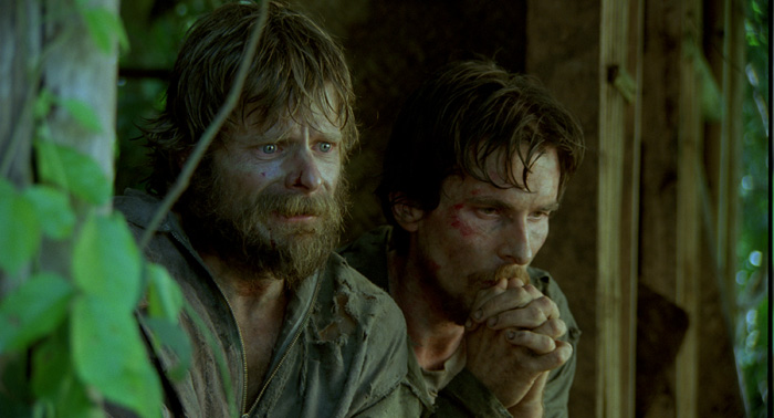Rescue Dawn Movie Stills: Christian Bale, Steve Zahn, Jeremy Davies, Werner Herzog