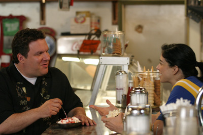 I Want Someone to Eat Cheese With Movie Stills: Jeff Garlin, Bonnie Hunt, Sarah Silverman, Jeff Garlin