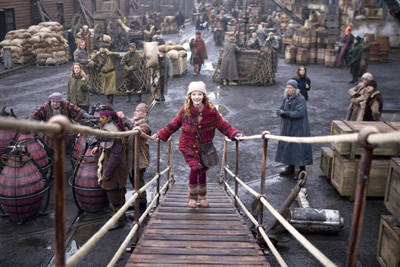 The Golden Compass Movie Stills: Nicole Kidman, Daniel Craig, Eva Green
