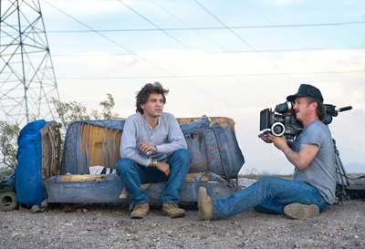 Into the Wild Movie Stills: Emile Hirsch, Marcia Gay Harden, William Hurt, Sean Penn