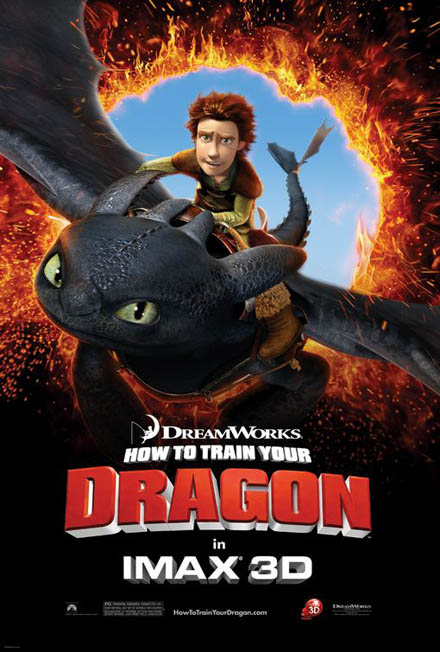 Critics Consensus: How to Train Your Dragon Is Certified Fresh