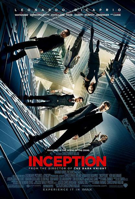 Critics Consensus: Inception Is Certified Fresh