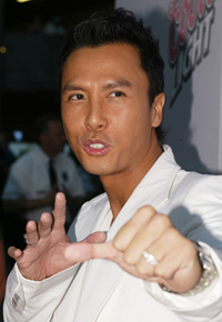 Donnie Yen - Lee Celano/WireImage.com