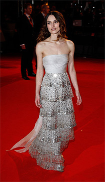 Keira Knightley - Jon Furniss/WireImage.com