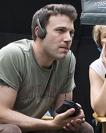 Ben Affleck directs Gone Baby Gone