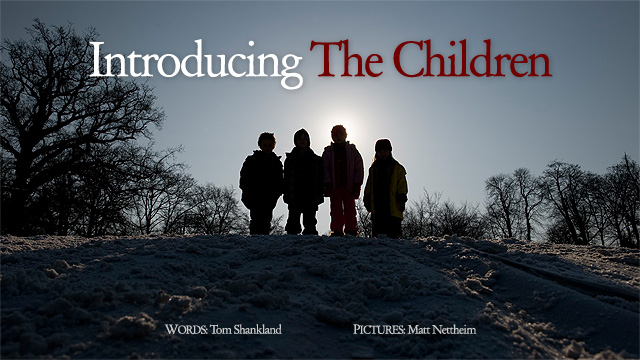 Introducing The Children
