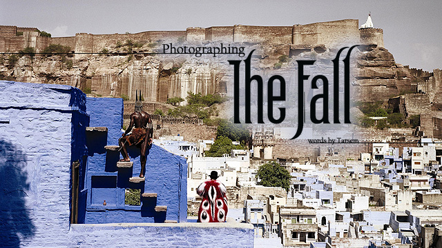 Photographing The Fall