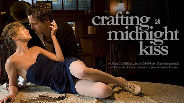 Crafting a Midnight Kiss